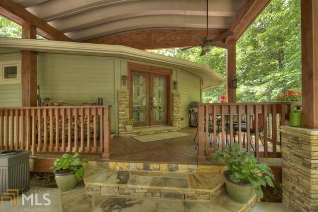 62 Mtn Falls Overlook, Ellijay, GA 30540 (MLS #8814795) :: Rich Spaulding