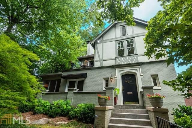 35 Walker Terrace Ne, Atlanta, GA 30309 (MLS #8814838) :: Buffington Real Estate Group