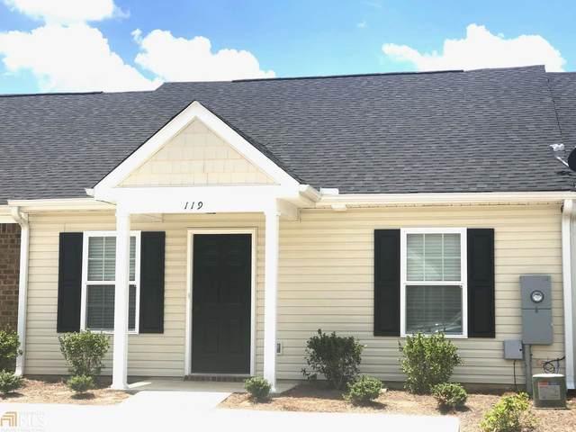 119 Buckhaven, Statesboro, GA 30458 (MLS #8814855) :: The Heyl Group at Keller Williams
