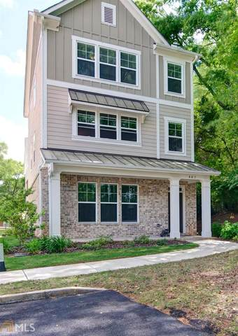 407 Northpark Ln, Woodstock, GA 30188 (MLS #8814901) :: Buffington Real Estate Group