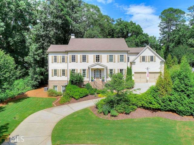4805 Lafayette, Sandy Springs, GA 30327 (MLS #8814902) :: Buffington Real Estate Group