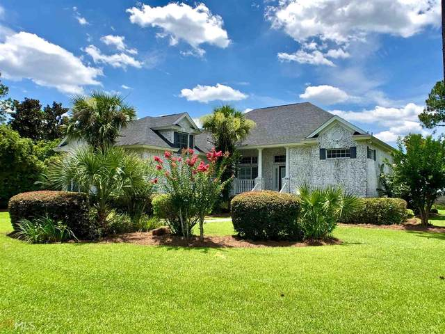 1049 Greenwillow Dr, St. Marys, GA 31558 (MLS #8814921) :: The Heyl Group at Keller Williams