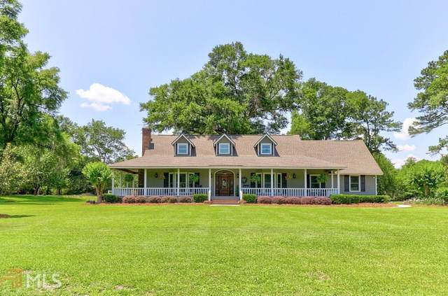 677 Sisters Ferry Rd, Clyo, GA 31303 (MLS #8814925) :: Buffington Real Estate Group