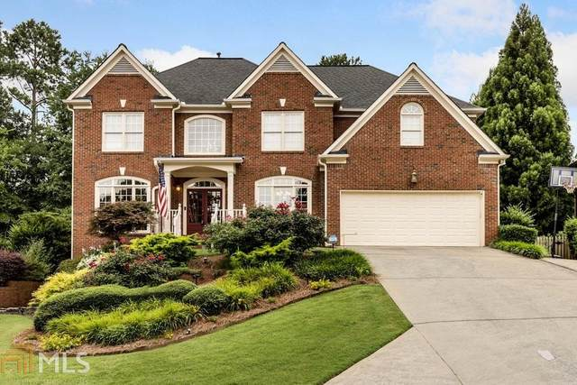 6317 Benbrooke Overlook, Acworth, GA 30101 (MLS #8814958) :: Buffington Real Estate Group
