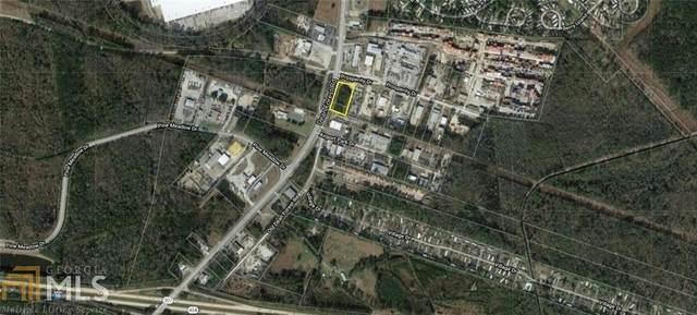 0 Dean Forest Rd, Garden City, GA 31408 (MLS #8814969) :: The Heyl Group at Keller Williams