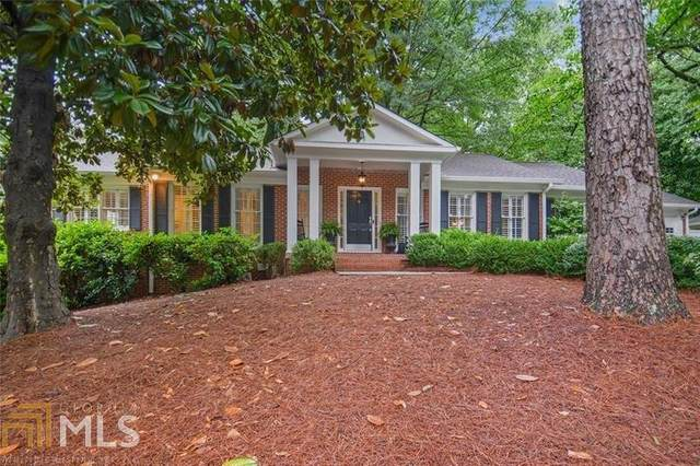 1032 Ferncliff Road, Atlanta, GA 30324 (MLS #8814970) :: Buffington Real Estate Group