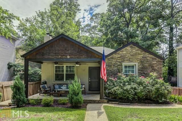 426 Ashburton Ave, Atlanta, GA 30317 (MLS #8814994) :: Buffington Real Estate Group