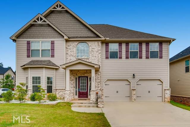 2201 Medlock Lane, Mcdonough, GA 30253 (MLS #8815005) :: Rich Spaulding
