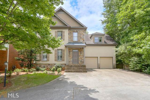 61 W Belle Isle, Sandy Springs, GA 30342 (MLS #8815027) :: Buffington Real Estate Group