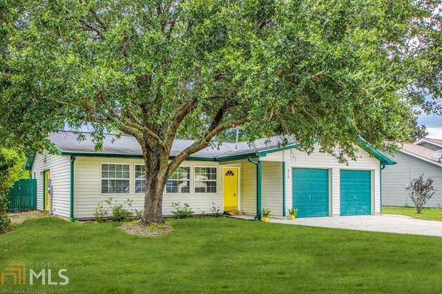 315 Greenacres Drive, Kingsland, GA 31548 (MLS #8815038) :: Keller Williams
