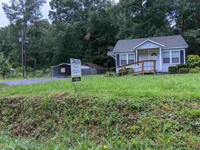 125 Old Highway 92, Fayetteville, GA 30215 (MLS #8815059) :: Rich Spaulding