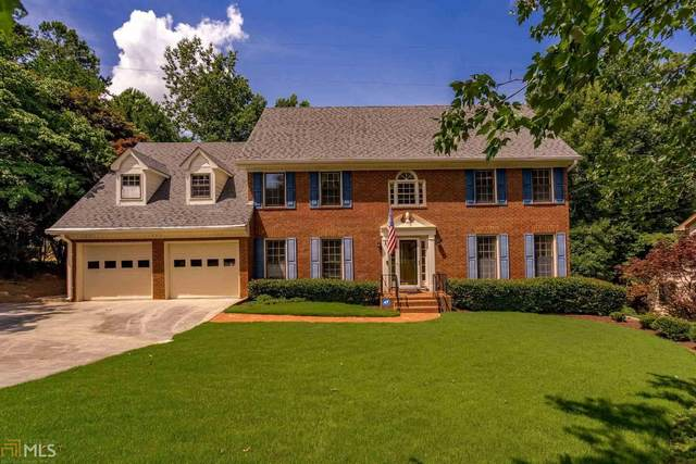 1644 Manhasset Farm Ct, Dunwoody, GA 30338 (MLS #8815088) :: Scott Fine Homes at Keller Williams First Atlanta