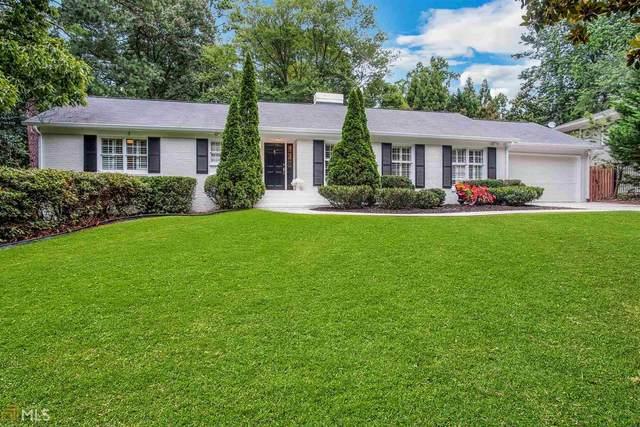 956 Ferncliff Road Ne, Atlanta, GA 30324 (MLS #8815101) :: Buffington Real Estate Group