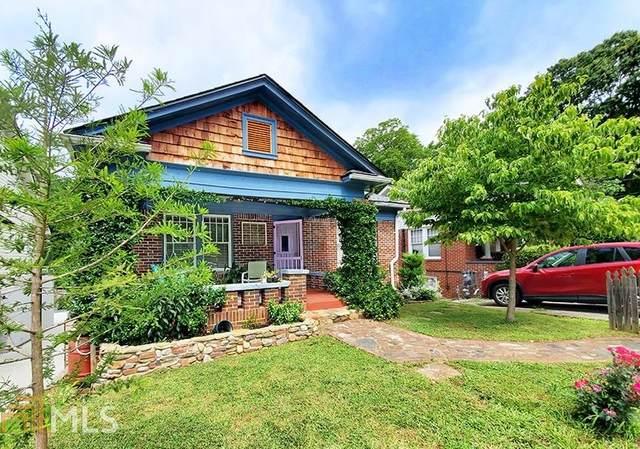911 Woodland Ave, Atlanta, GA 30316 (MLS #8815141) :: Buffington Real Estate Group