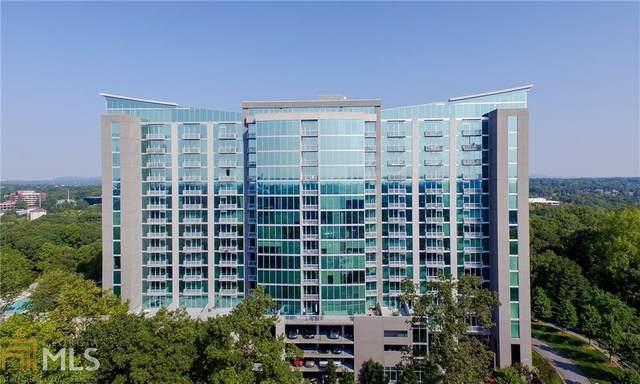 3300 Windy Ridge Pkwy #504, Atlanta, GA 30339 (MLS #8815182) :: Buffington Real Estate Group