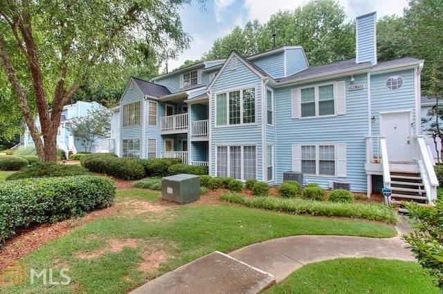 702 Glenleaf Drive, Peachtree Corners, GA 30092 (MLS #8815249) :: Scott Fine Homes at Keller Williams First Atlanta