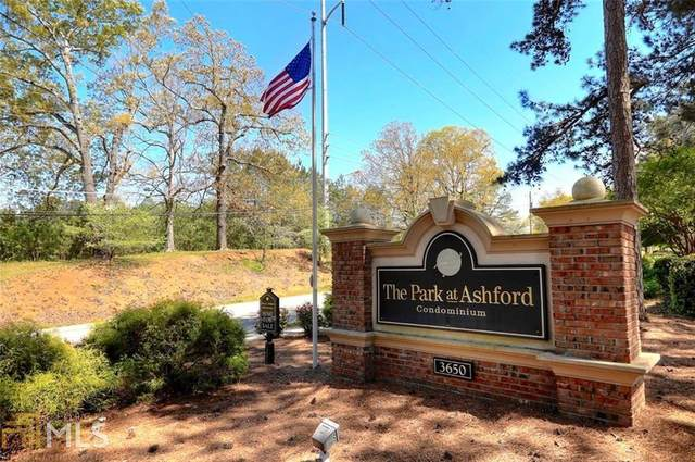 3650 NE Ashford Dunwoody Rd. #721, Brookhaven, GA 30319 (MLS #8815277) :: Scott Fine Homes at Keller Williams First Atlanta