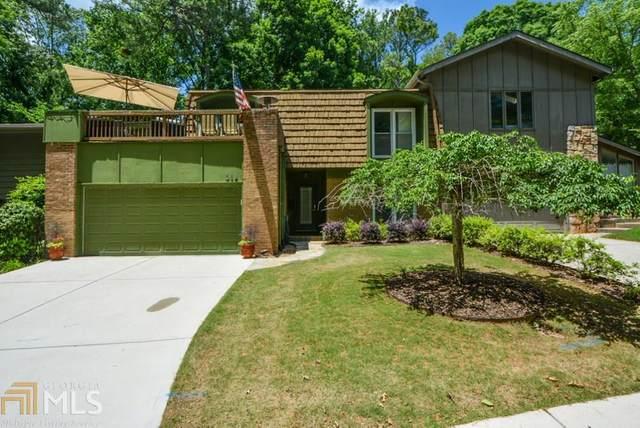 235 Lakeview Ridge W, Roswell, GA 30076 (MLS #8815284) :: Scott Fine Homes at Keller Williams First Atlanta