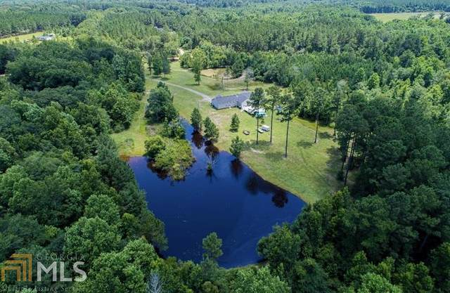 1559 Cliponreka Rd, Statesboro, GA 30461 (MLS #8815311) :: RE/MAX Eagle Creek Realty
