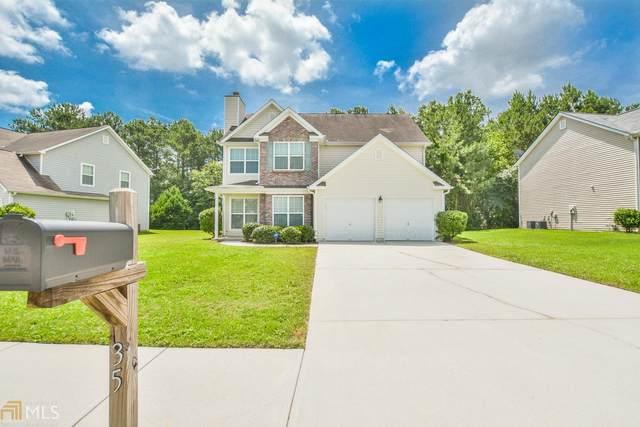 35 Stone Commons Way, Covington, GA 30016 (MLS #8815327) :: Rettro Group