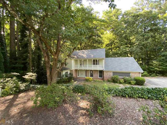 6265 Old Hickory Point Nw, Atlanta, GA 30328 (MLS #8815329) :: Bonds Realty Group Keller Williams Realty - Atlanta Partners