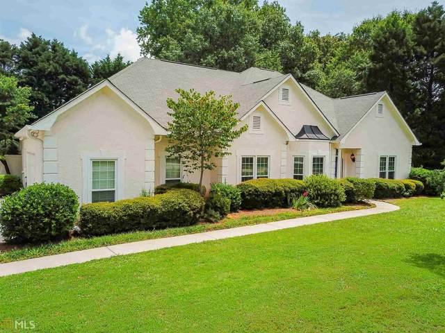 206 Palette Lane, Peachtree City, GA 30269 (MLS #8815387) :: Rich Spaulding