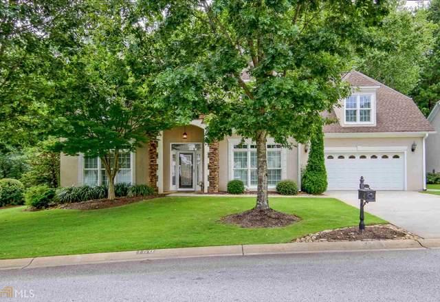 160 Maple Grove Terrace, Peachtree City, GA 30269 (MLS #8815397) :: Rich Spaulding