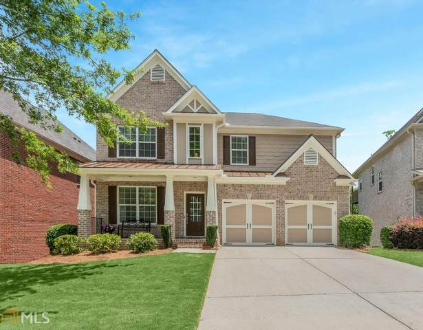 11433 Mabrypark Place, Johns Creek, GA 30022 (MLS #8815408) :: Scott Fine Homes at Keller Williams First Atlanta