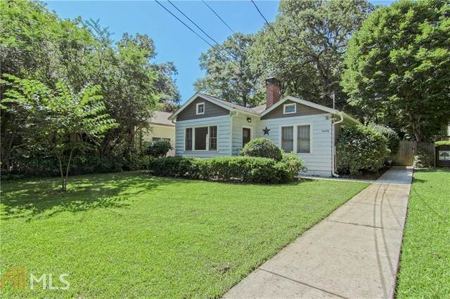 1408 Oakview Rd, Decatur, GA 30030 (MLS #8815414) :: Rettro Group