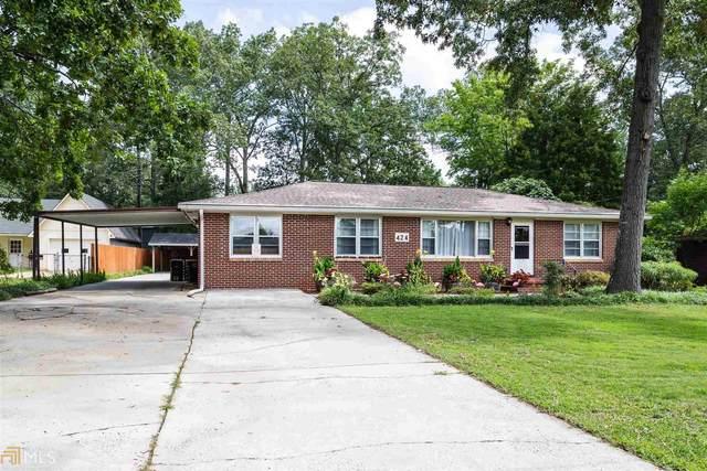 424 Elliott Dr, Rome, GA 30165 (MLS #8815432) :: Buffington Real Estate Group