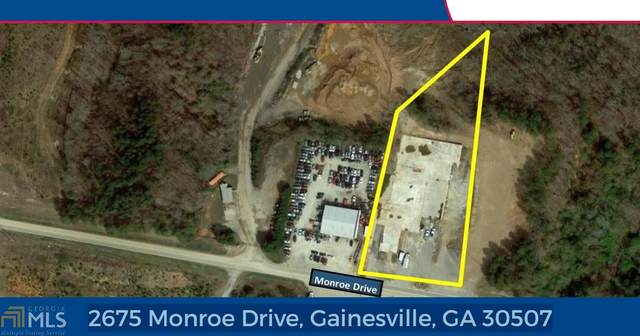 2675 Monroe Drive, Gainesville, GA 30504 (MLS #8815440) :: Rich Spaulding