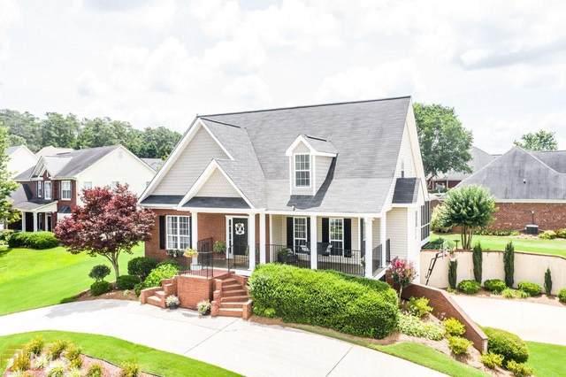 214 Summer Chase, Carrollton, GA 30116 (MLS #8815503) :: Rettro Group