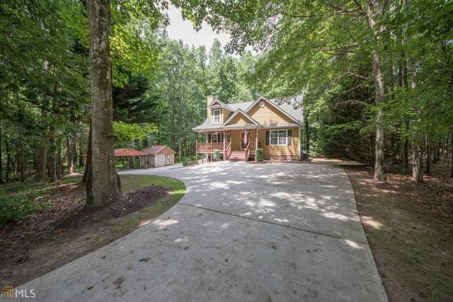 180 Angela, Fayetteville, GA 30215 (MLS #8815523) :: Scott Fine Homes at Keller Williams First Atlanta
