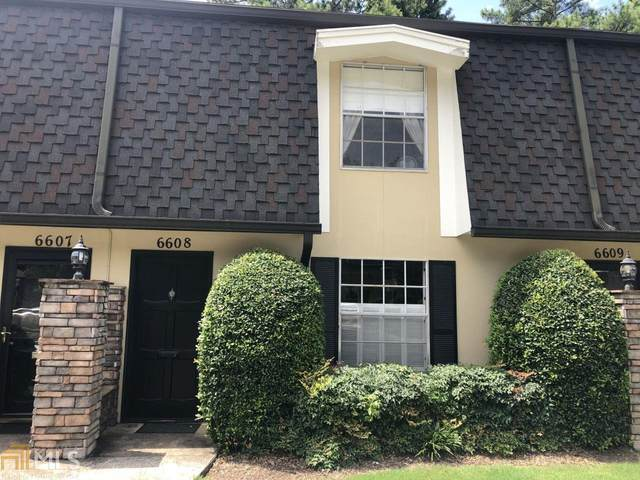 6608 Park Ave #6608, Sandy Springs, GA 30342 (MLS #8815534) :: Scott Fine Homes at Keller Williams First Atlanta