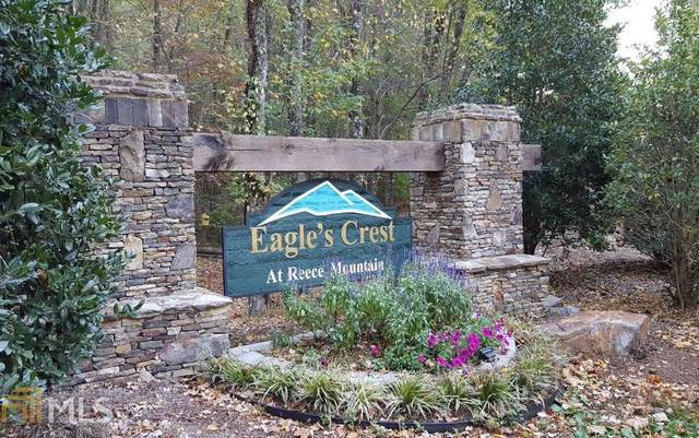 0 Reece Mountain Rd Lot 39, Ellijay, GA 30536 (MLS #8815591) :: AF Realty Group