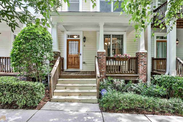 6 Oakhurst Terrace, Decatur, GA 30030 (MLS #8815600) :: Rettro Group
