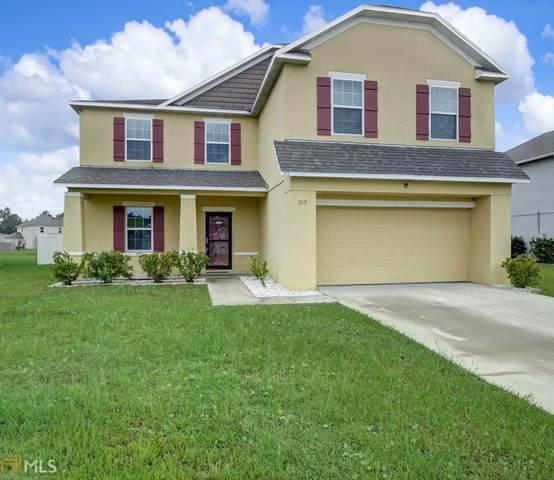 313 Soncel Drive, Kingsland, GA 31548 (MLS #8815660) :: Keller Williams