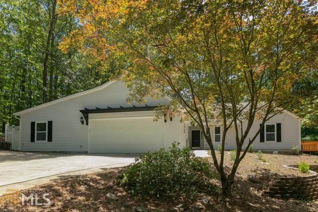1302 Bass Drive, Woodstock, GA 30189 (MLS #8815747) :: Rettro Group