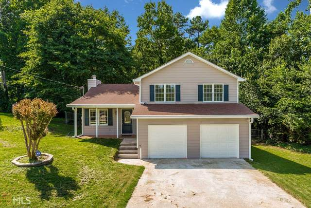 6200 Shoreland Cir, Buford, GA 30518 (MLS #8815762) :: Rich Spaulding
