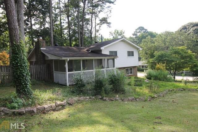 3299 Spreading Oak Dr, Douglasville, GA 30135 (MLS #8815815) :: Keller Williams