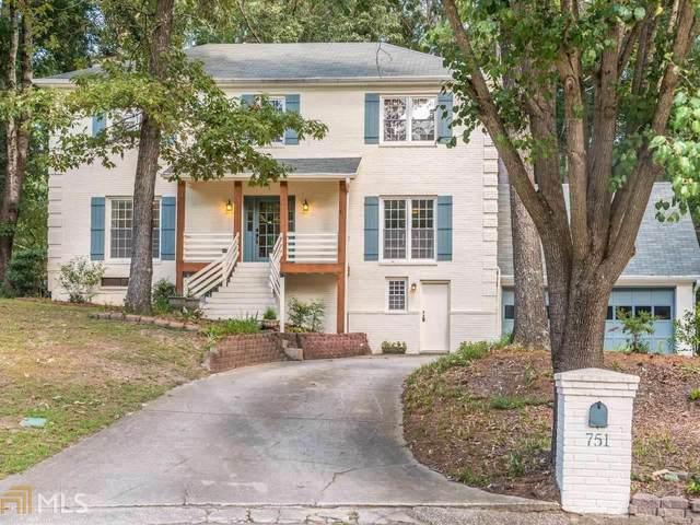 751 Sacketts Ct, Lawrenceville, GA 30043 (MLS #8815849) :: Scott Fine Homes at Keller Williams First Atlanta