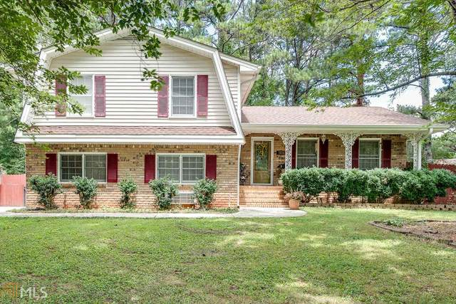 1856 Poplar, Conyers, GA 30013 (MLS #8815866) :: Tim Stout and Associates