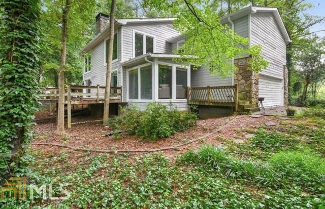 1012 Lake Charles Dr, Roswell, GA 30075 (MLS #8815934) :: The Durham Team