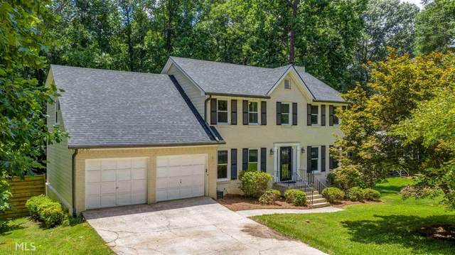 1033 Knotts Pointe Dr, Woodstock, GA 30188 (MLS #8815947) :: The Durham Team
