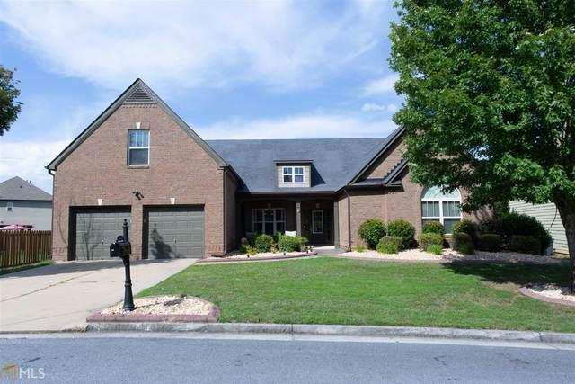 3743 Lake Enclave Way, Atlanta, GA 30349 (MLS #8815959) :: RE/MAX Eagle Creek Realty