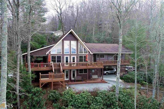 994 La Belle Cir #78, Sky Valley, GA 30537 (MLS #8815966) :: Buffington Real Estate Group