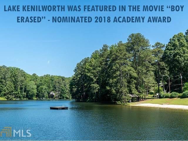 734 Kenilworth Circle, Stone Mountain, GA 30083 (MLS #8815973) :: Keller Williams