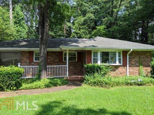 2882 Hollywood Dr, Decatur, GA 30033 (MLS #8816034) :: The Realty Queen & Team