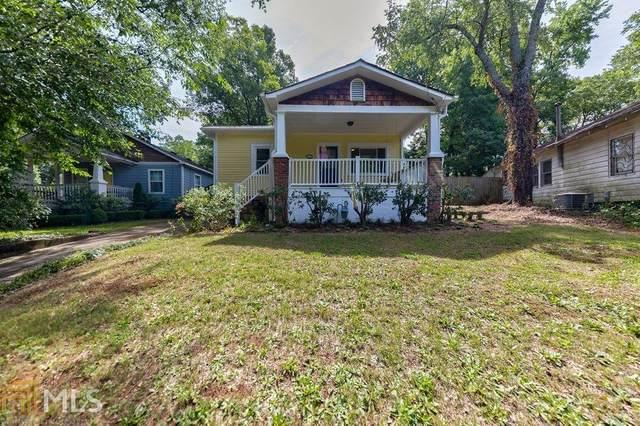 1641 Woodbine Avenue Ne, Atlanta, GA 30317 (MLS #8816053) :: Rich Spaulding