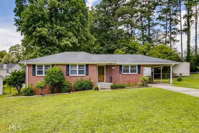 2046 Panstone Ct, Marietta, GA 30060 (MLS #8816064) :: The Durham Team